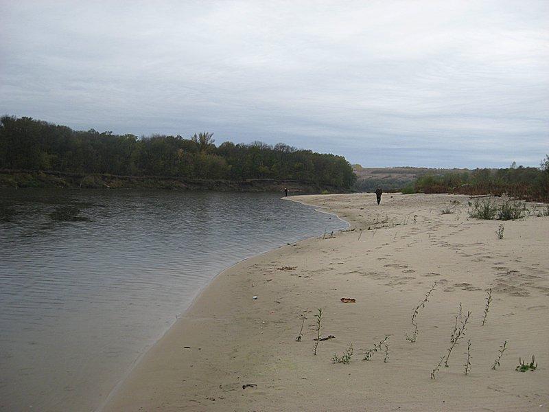 Белогорский пляж