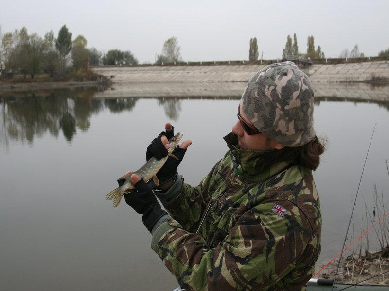 Где обучится рыбной ловле после 300