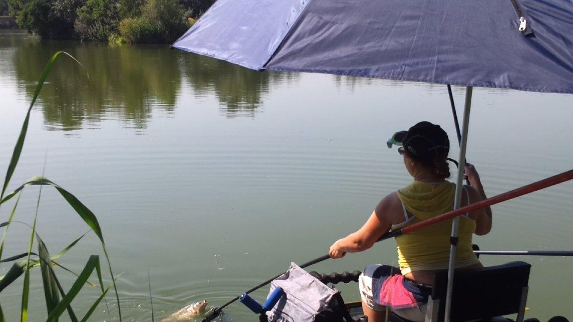 рыбалка спиннингом у марково