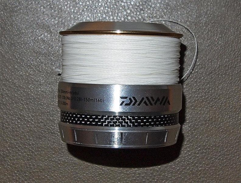 регулировка намотки на шпулю daiwa