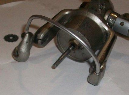 Шайбы служат для регулировки профиля намотки
